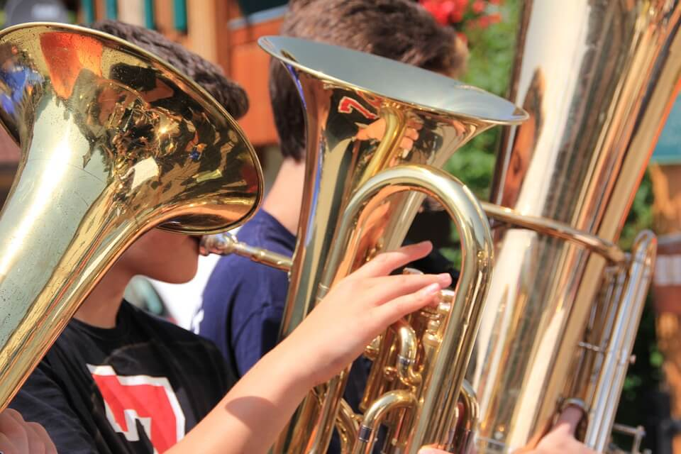 ユーフォニアムはどんな楽器?特徴や魅力を解説します【響け!】